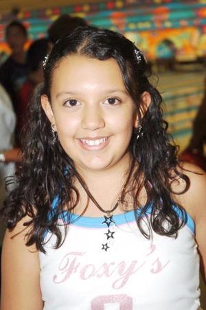 Sara Anahí Ramírez Acosta celebró su doceavo cumpleaños, con una alegra fiesta.