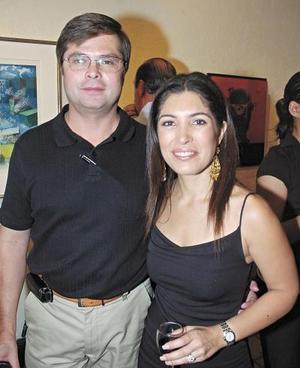 Bernardo Gurza y Ana Sofía García Camil.