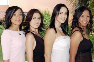 Karla Patricia Rosales Hernández, Camila Esmeralda VIlla Rogers, Gabriela Galán, Danae Jamzmín Beltrán Tapia.