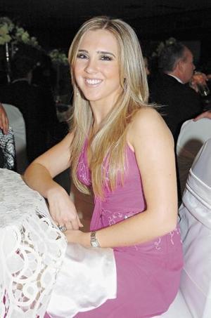 Ana Laura Treviño.