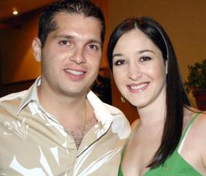 Gerardo Murra y Vicky de Murra.