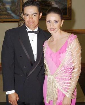 Vicente y Gloria Ríos