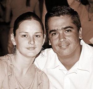 Maite Cobián y Francisco Obeso.