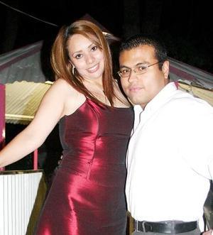 Mayté Machado y Gabriel Juárez