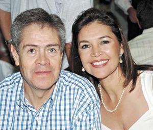 Fernando y Coco Rentería.