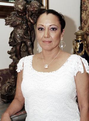 <b>11 de octubre de 2005</b><p> Nefertiti Ávalos Vallejo, el día de su cumpleaños