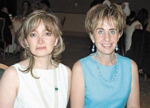 Lorena Prado y Carmen Metlich