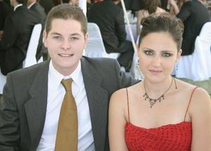Carlos Madero y María Emilia de Madero.