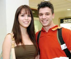 Alexandre Stratikopodos fue recibido por Laura Gajón.