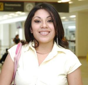 <b>12 de octubre 2005</b><p> Judith G. Muñoz llegó de Denver Colorado.