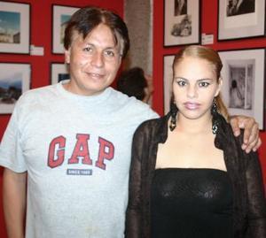 Ramón Rivera y Elena de Rivera.