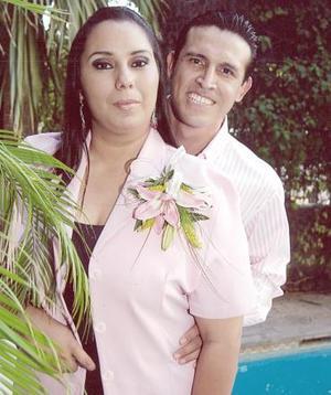 Contesina Cabello Perales y Enrique Berumen Lima.