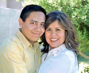 Marco Antonio Herrera Gallo y Claudia Marsela Adame Ponce.