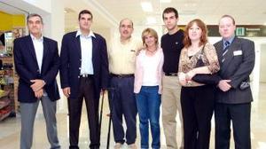 Eduardo, Alfredo y Roberto Murra, Paty zarzar de Murra, Roberto Murra Zarzar y Alfredo M., viajaron a Cancún.