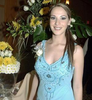 Claudia Roca Nahle contraerá nupcias en breve con Luis Antonio Medrano Urby.