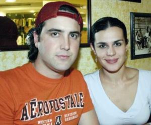 Luis Mendoza y Elena Sáenz.