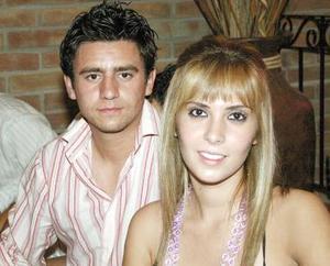 Ricardo Rodríguez y Natalia Ramírez.