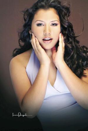 <b>16 de octubre de 2005</b><p> Srita. Blanca Alicia Ramírez Reyes, en una foto de estudio.