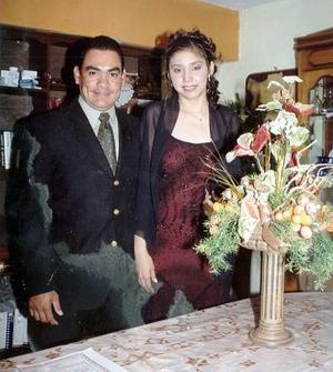 José Isabel Facio López y Rosa Velia Núñez M.