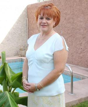 Patricia Torre disfrutó de una alegre fiesta con motivo de su cumpleaños.