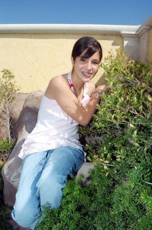 <b>20 de octubre de 2005</b><p> Con motivo de su cumpleaños, Ana Fernanda Santoyo González disfrutó de una fiesta.