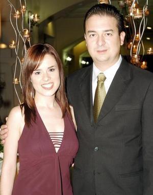 Jaime y Sanda Bueno.