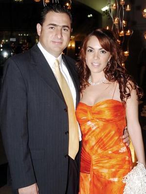 <b>19 de octubre 2005</b><p> Benito y Gaby.