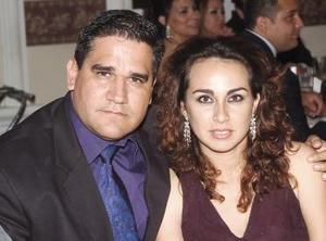 Ricardo y Gabriela de Lira.