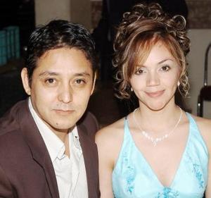 Manuel Reyes y Laura de Reyes.