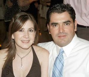 Héctor y Lilia Mortera.
