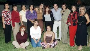 Acompañada por un grupo de amistades y familiares, Alma Ochoa celebró su cumpleaños con una alegre fiesta.