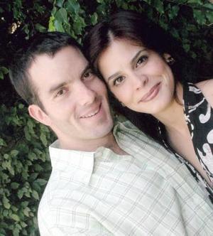 Jorge Alberto Herrera Leal y Laurencia González Martínez.