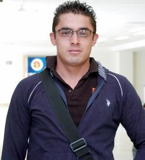 Francisco Orozco viajó a Vancower.