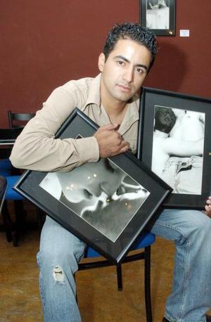 La exposición de Benjamín Antúnez se tituló Sin Tanto  Ruido.
