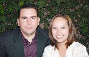 Daniel Rodríguez y Claudia Ríos de Rodríguez.