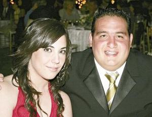 Daniela Martínez y Armando Valdés.