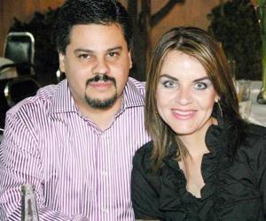 Marco y Lucía Mendoza.