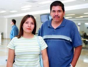 Norma Sánchez viajó a Cuernavaca, la despidió su hermano Pedro Sánchez.