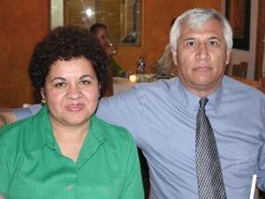 Martha y José Luis Pineda.