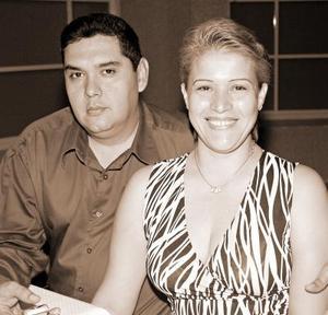 Manuel Galindo e Isabel de Galindo.