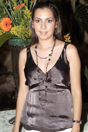 Artemisa Romero Bacopulos contraerá matrimonio el próximo 12 de noviembre.