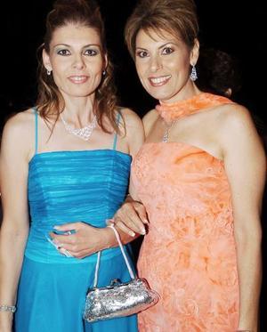 Margot de Hernández y Laura de Alvarado.