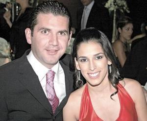 Fernando Gilio y Ana Lucía Cepeda.