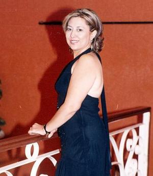 <b>29 de octubre de 2005</b><p> Patricia Salinas.