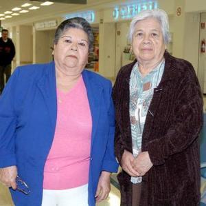 <b>29 de octubre 2005</b><p> Anita Rodríguez y Luz Puente viajaron a Tijuana.