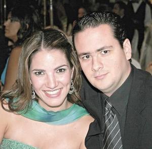 Ana Lucía F. de Humphrey y Guillermo Humphrey.
