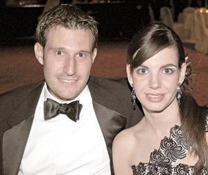Pedro Valdés Nohra y Susana Estrad Murra.