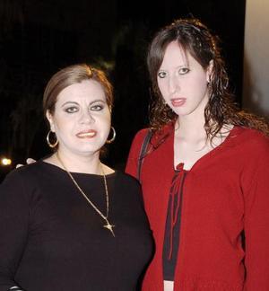 Ana Emilia Cárdenas y Ana de Cárdenas.