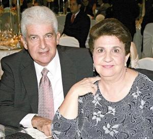 Jesús Sleiman y Bedía de Sleiman.