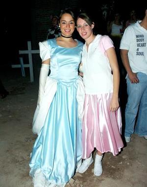Ana Sofía Fernández y Ana María Ortiz.